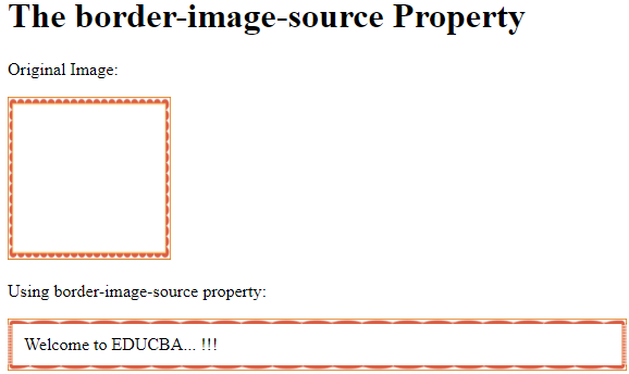 Border Images in CSS - 1