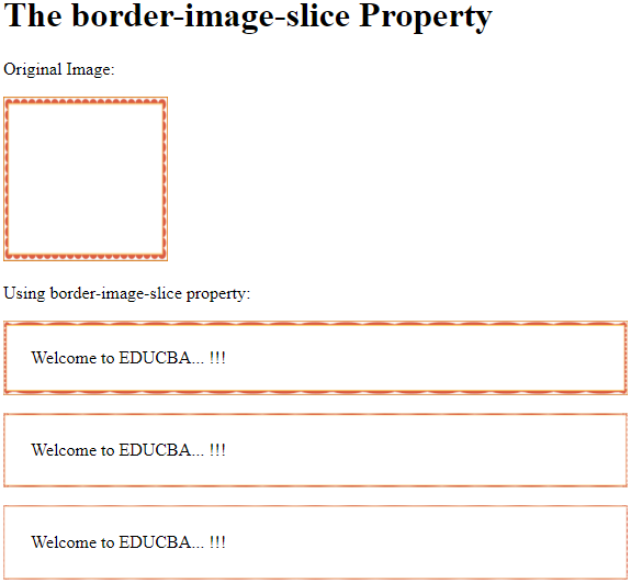 Border Images in CSS - 2