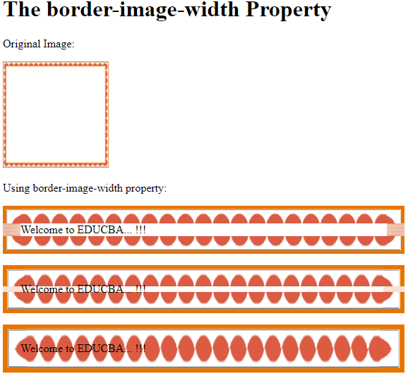 Border Images in CSS - 3