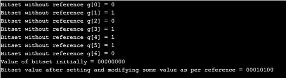 Operator Example 6