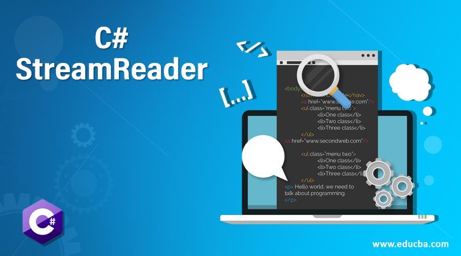 C# StreamReader