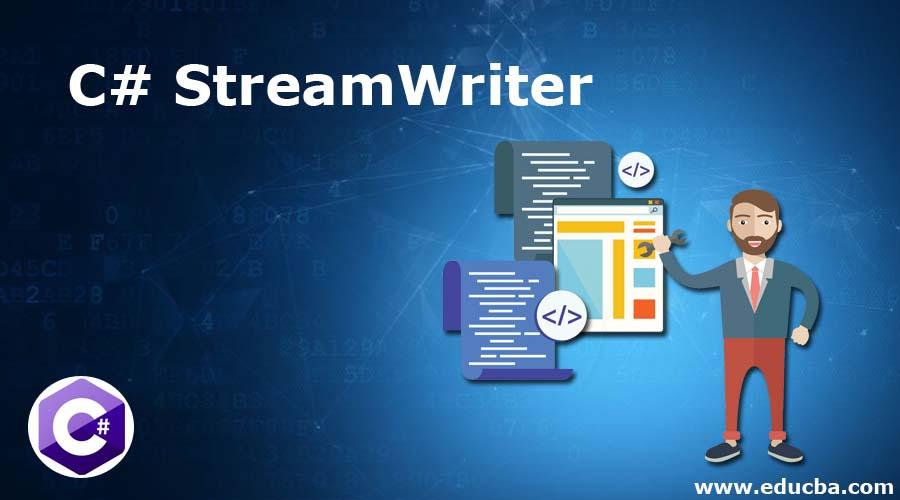 C# StreamWriter