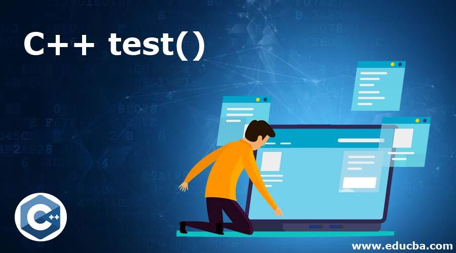 C++ test()
