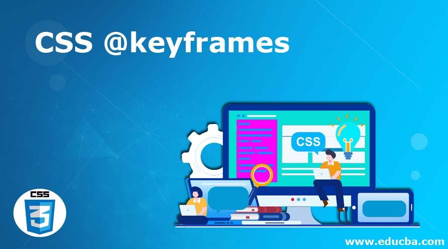 CSS @keyframes