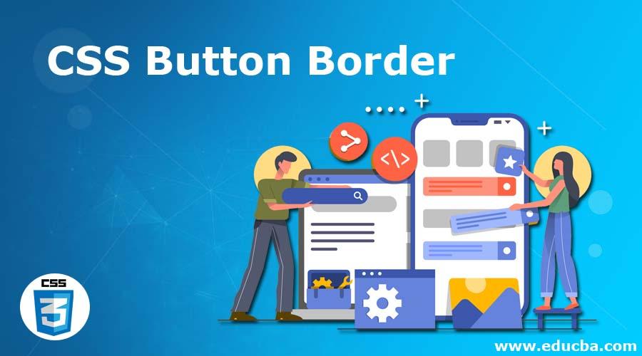 CSS Button Border