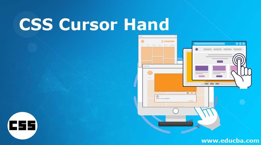 CSS Cursor Hand