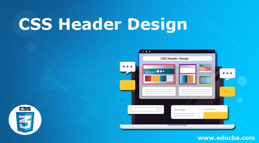 CSS Header Design