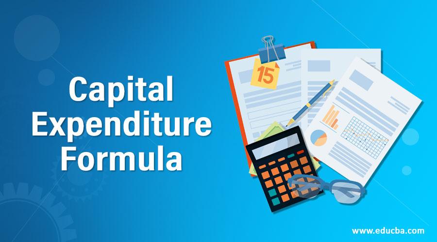 Capital-Expenditure-Formula