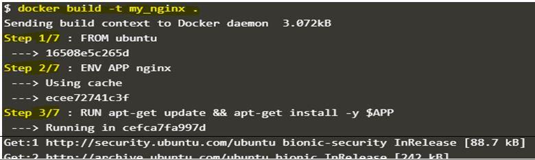 Dockerfile 1