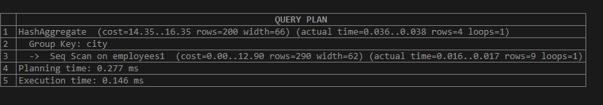 EXPLAIN in SQL - 9