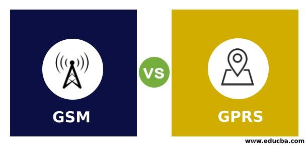GSM vs GPRS