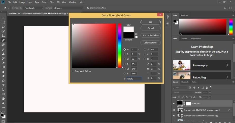 Glitch Effect in Photoshop - 12