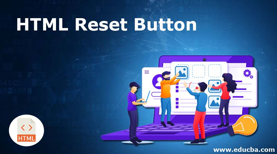 HTML Reset Button