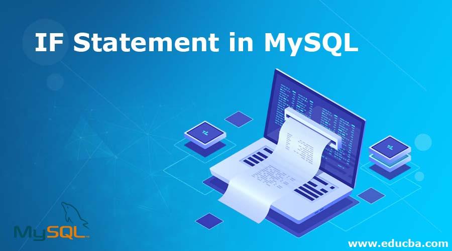 IF Statement in MySQL