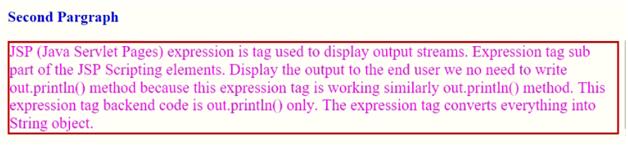 Plain Text Example 5