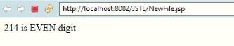 JSTL In Java-1.4