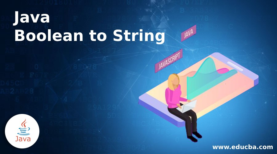 Java Boolean to String