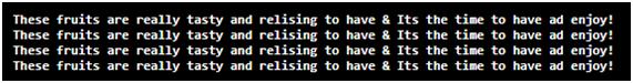 Java ByteArrayInputStream Example 1