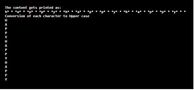 Java ByteArrayOutputStream output 2