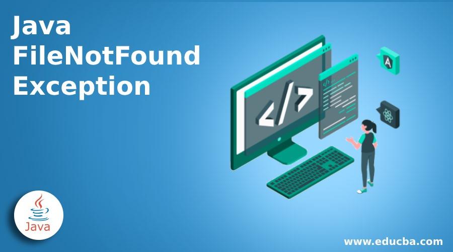 Java FileNotFoundException