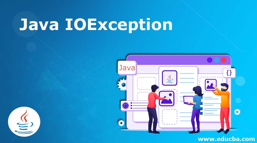 Java IOException