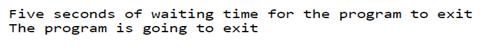 Java Runtime Class Example 3