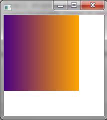 JavaFX Gradient Color - 1