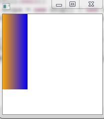 JavaFX Gradient Color - 2