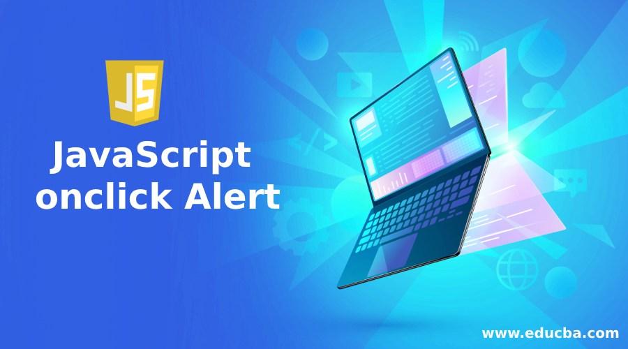 JavaScript onclick Alert