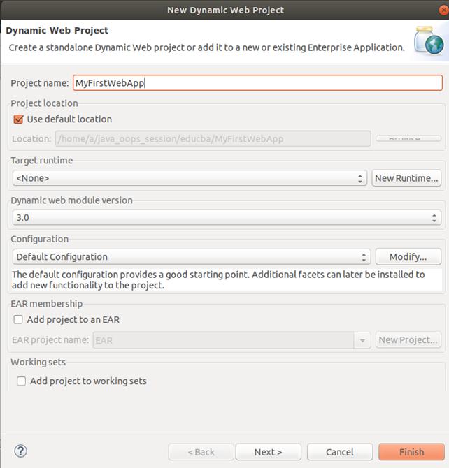 Jetty Maven plugin Example 5