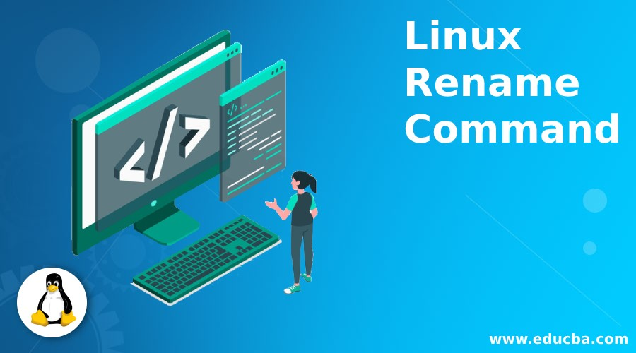 Linux Rename Command