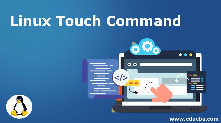 Linux Touch Command