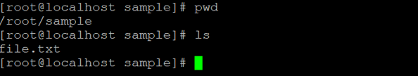 Linux rm Command - 1