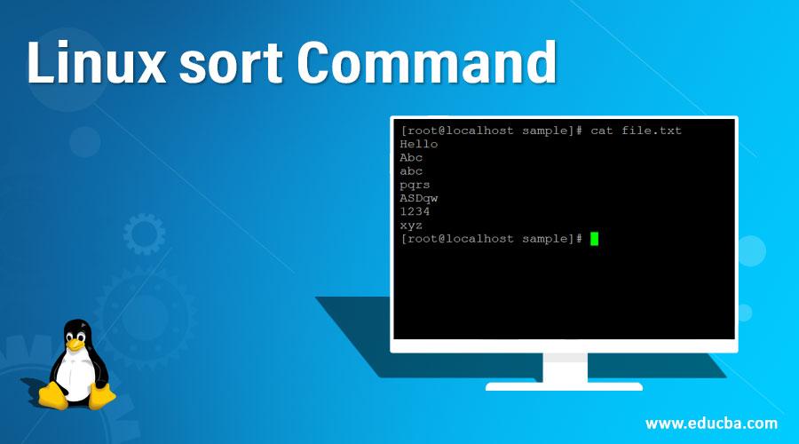 Linux-sort-Command