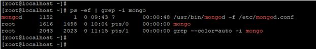 server process