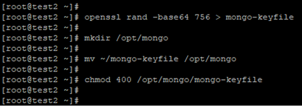 MongoDB Sharding Example 2