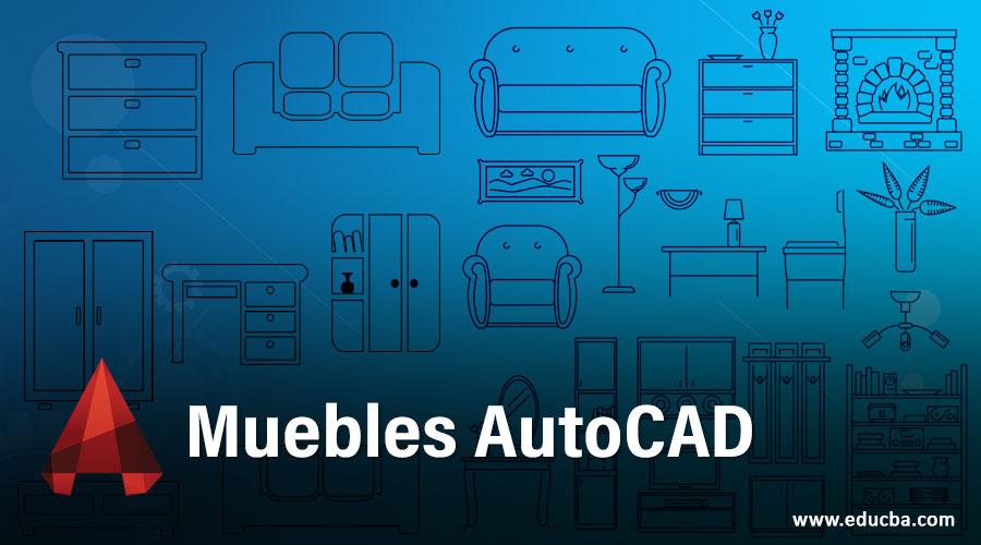 Muebles AutoCAD