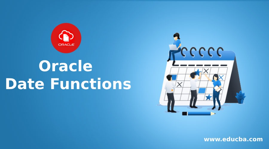 Oracle Date Functions