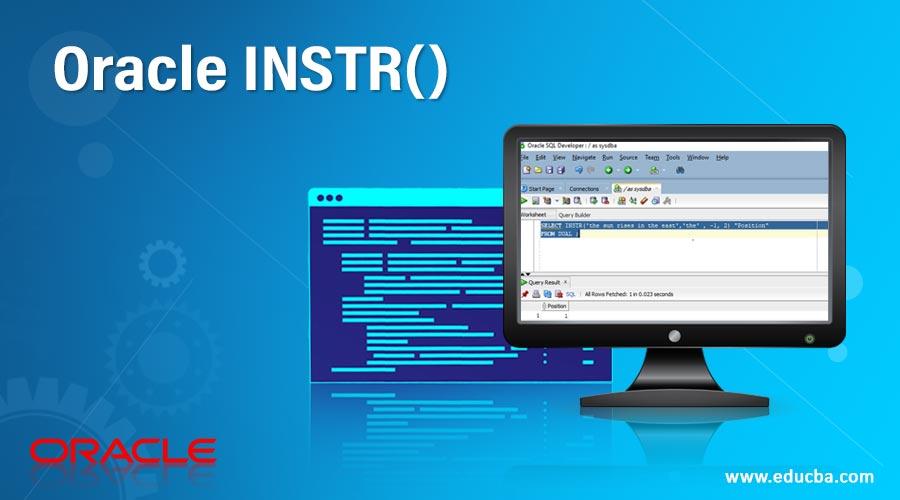 Oracle INSTR()