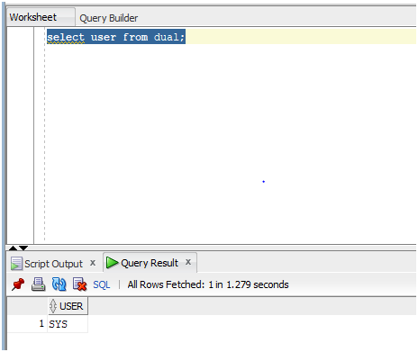 Oracle Users Example 2