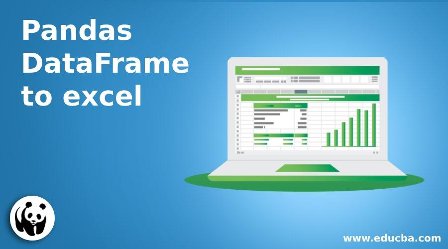 Pandas DataFrame to excel