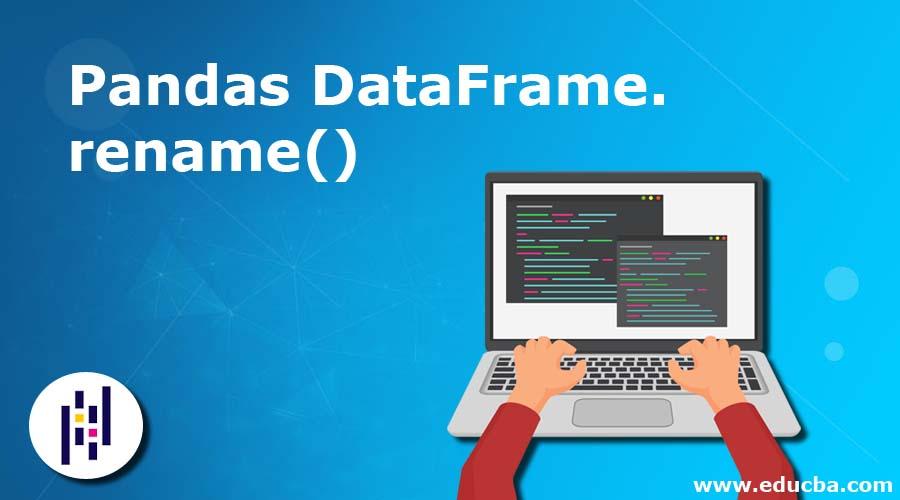 Pandas DataFrame.rename()