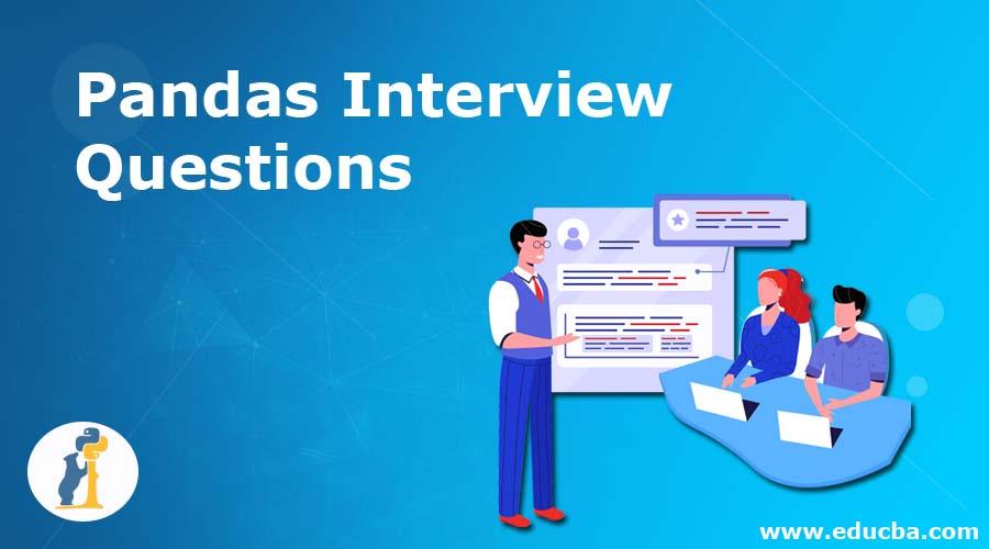 Pandas Interview Questions