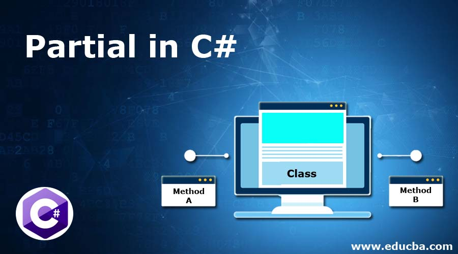 Partial in C#