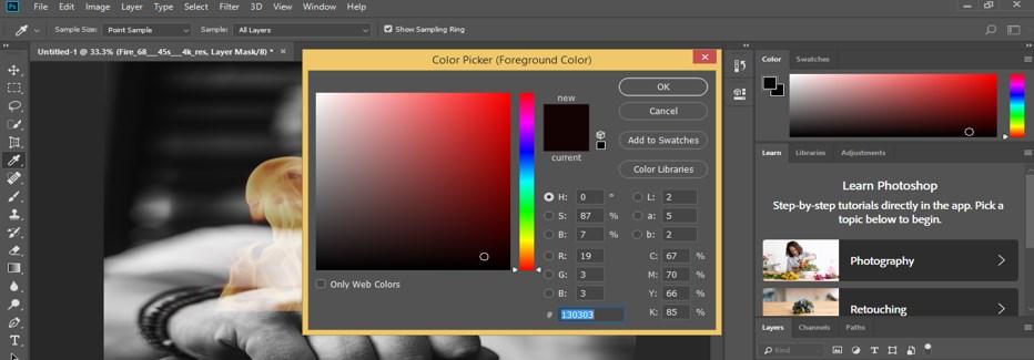 Photoshop Cinemagraph - 13