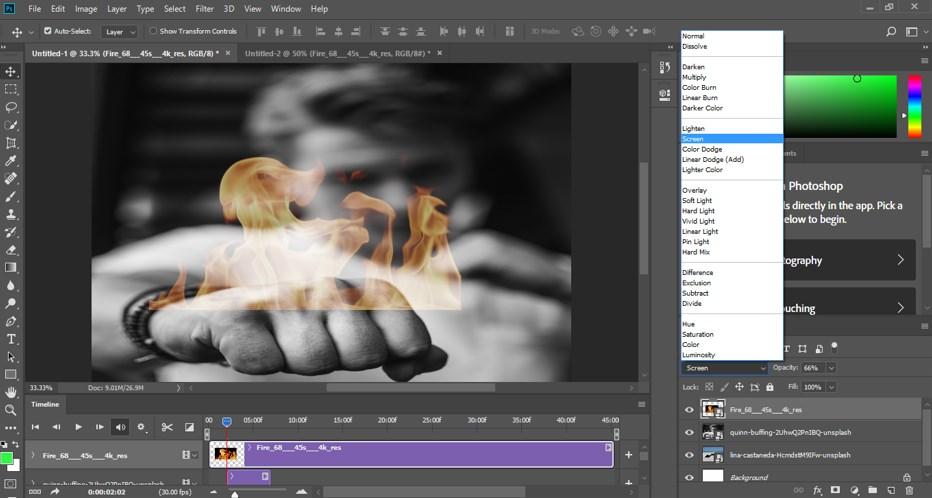 Photoshop Cinemagraph - 9
