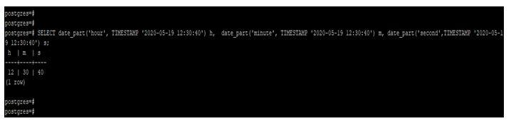 PostgreSQL DATE_PART() 7 JPG
