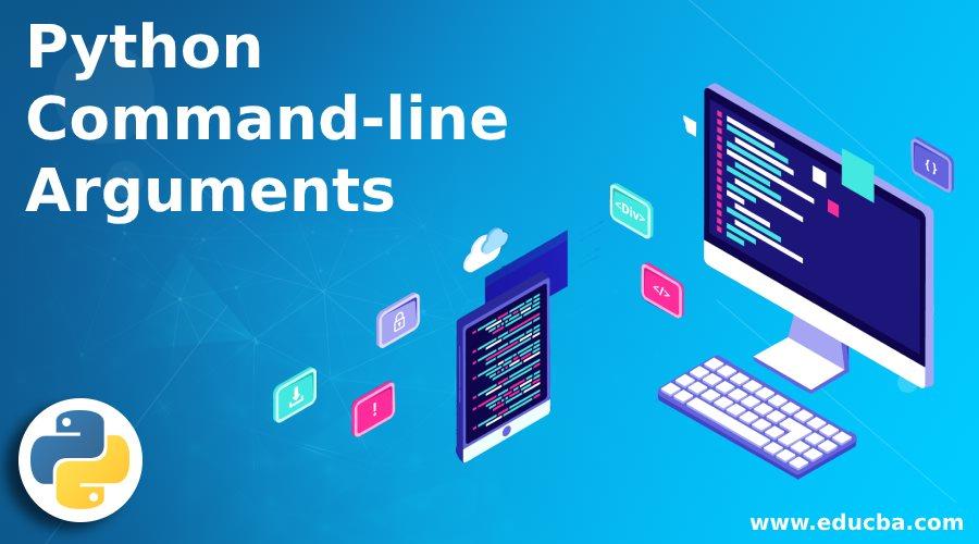 Python Command-line Arguments