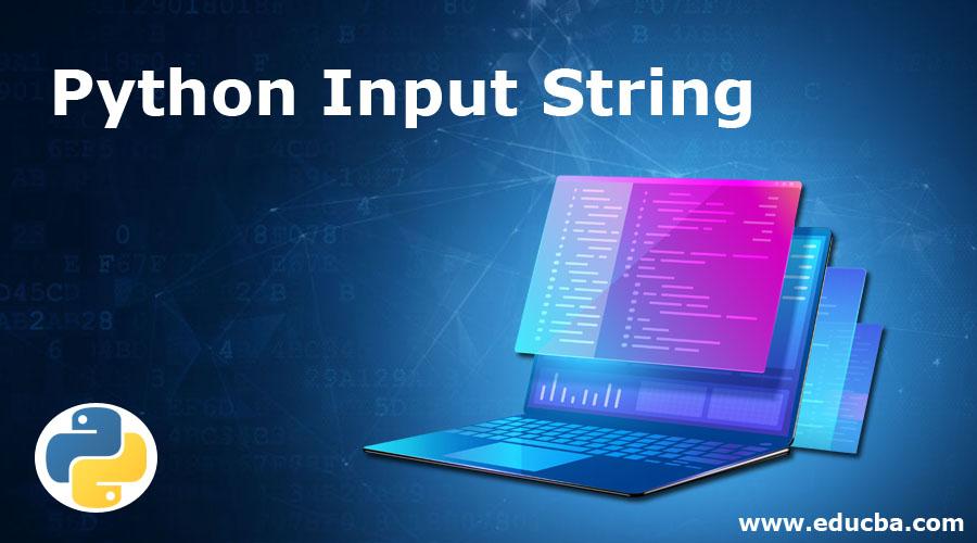 Python Input String