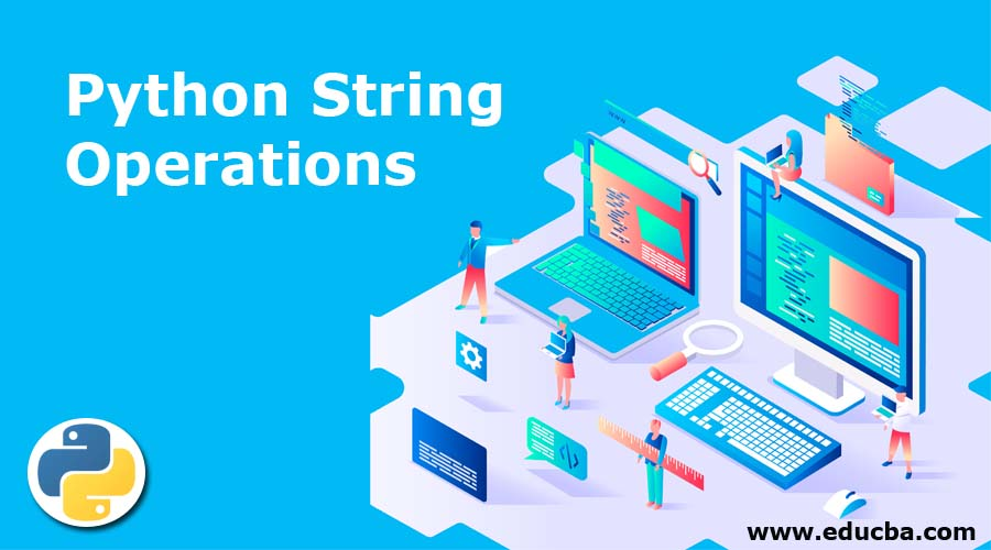 Python String Operations